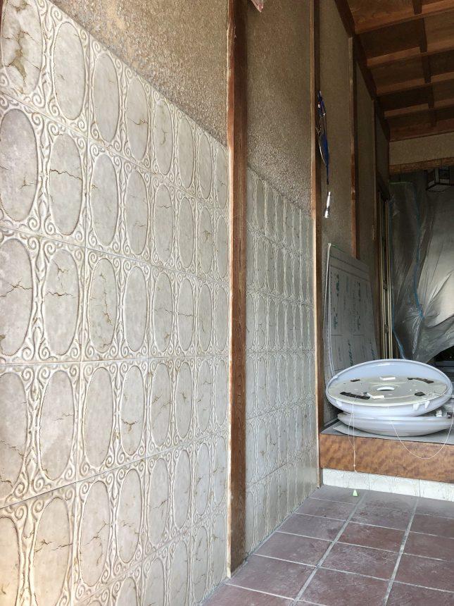 内装工事 古民家改修工事 リフォーム多治見市