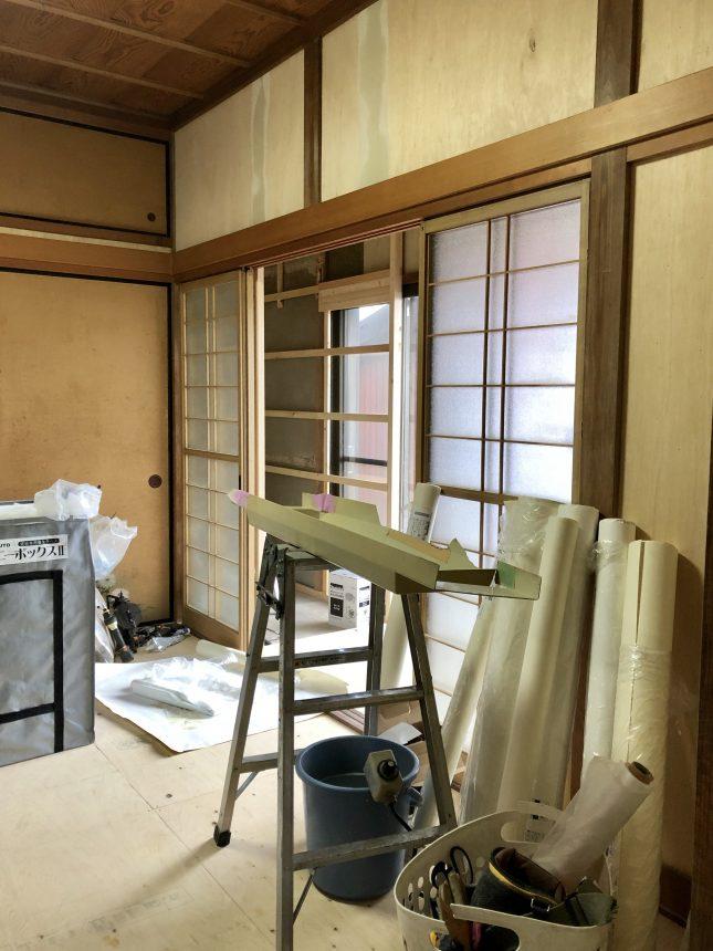 和室改修工事 和室内装工事 和室リフォーム
