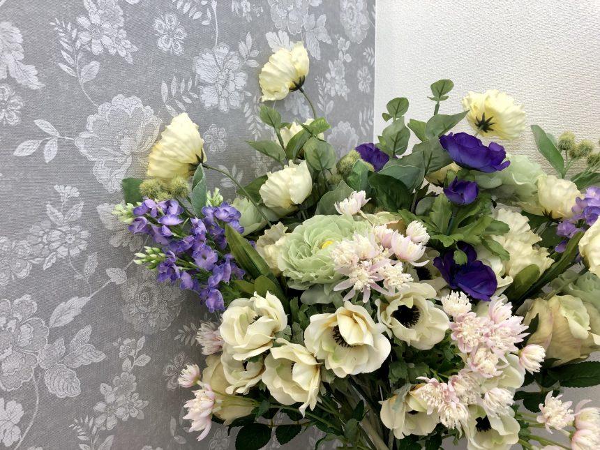 トキワクロス TOKIWA 花柄クロス