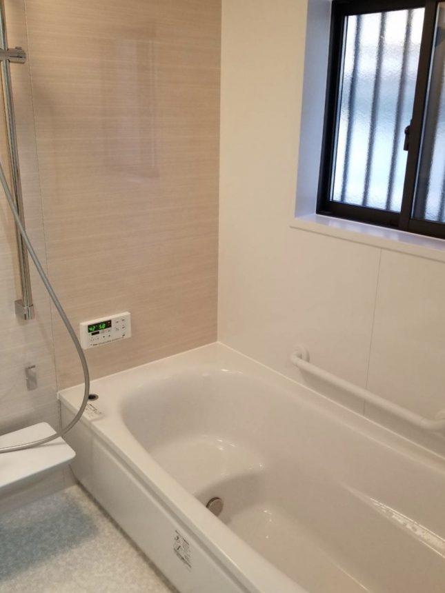 リフォーム土岐市 浴室リフォーム ユニットバス