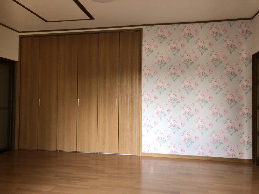 『ローラアシュレイ』 SINCOL:BL3606 内装工事