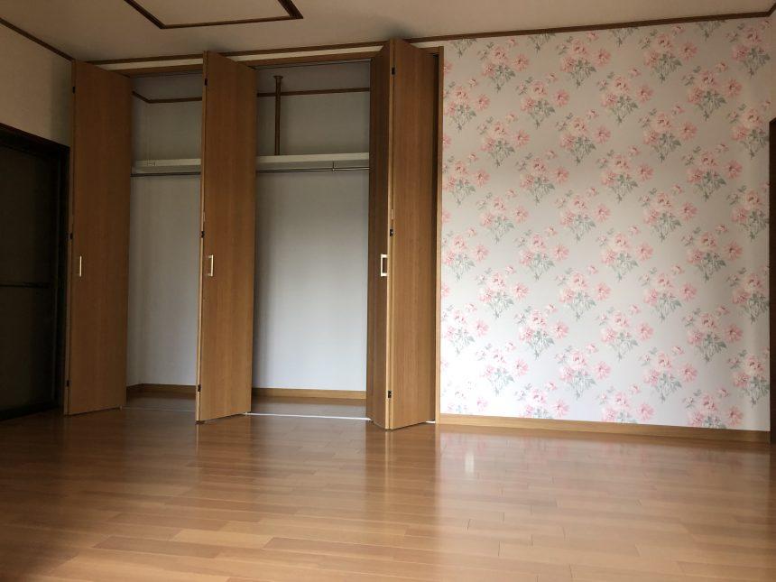 『ローラアシュレイ』 SINCOL:BL3606 和室改修工事
