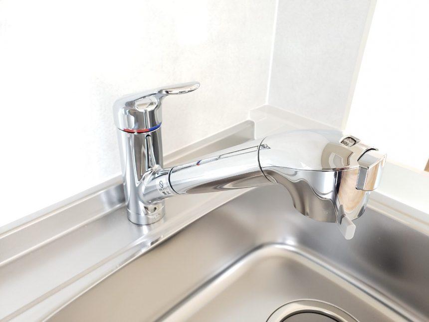 クリナップ コルティ 浄水器 キッチン交換