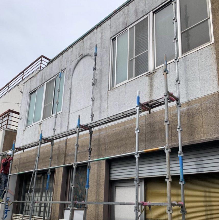 外壁補修工事 外壁塗装