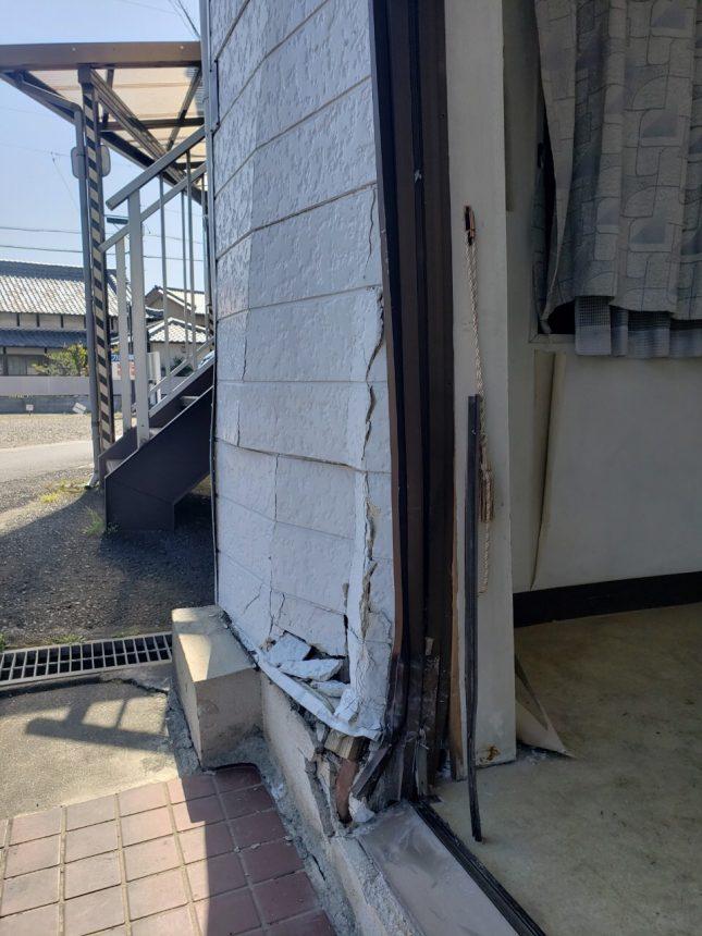 外壁修繕工事 外壁工事 リフォーム多治見市