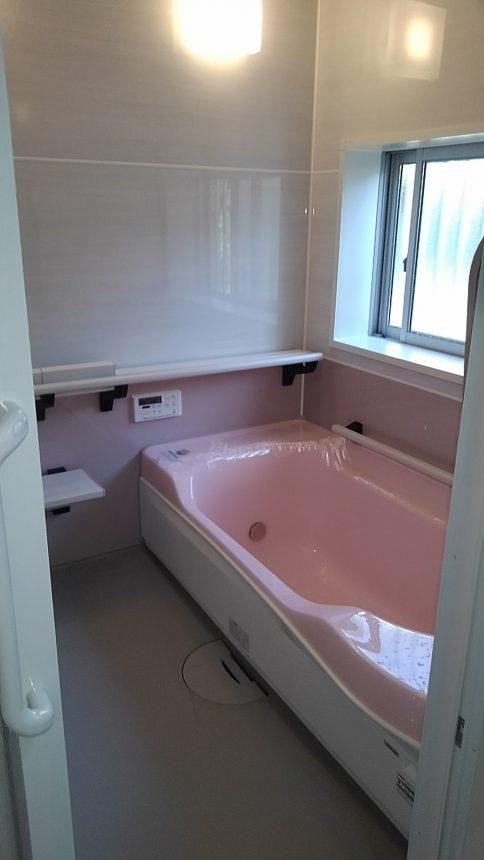 クリナップ アクリア 1621型(1.25坪用)浴室リフォーム