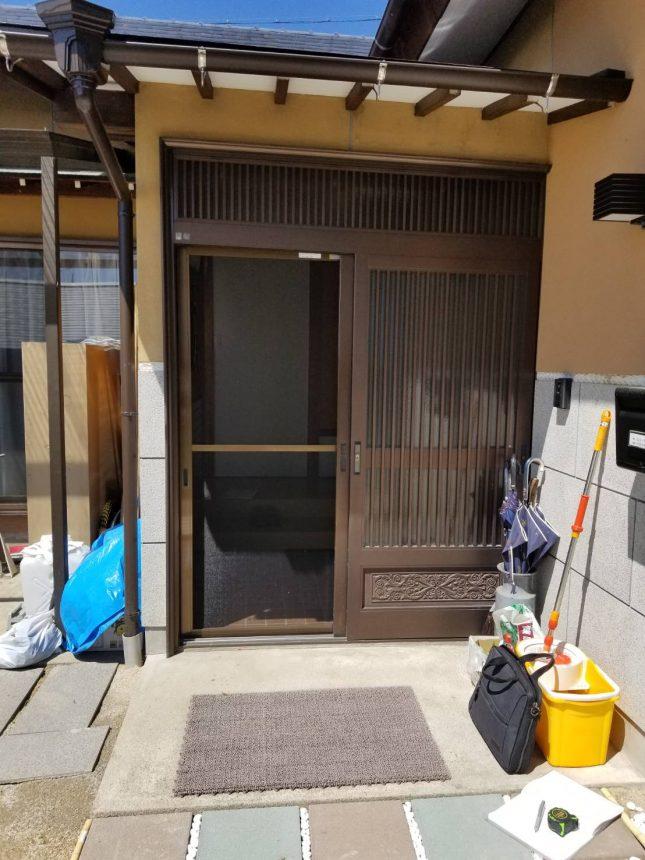 玄関扉 玄関ドア 玄関引戸 玄関リフォーム