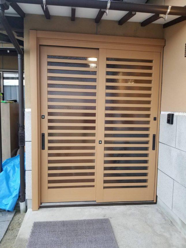 LIXIL リシェント 53型 リクシル 玄関扉 玄関リフォーム