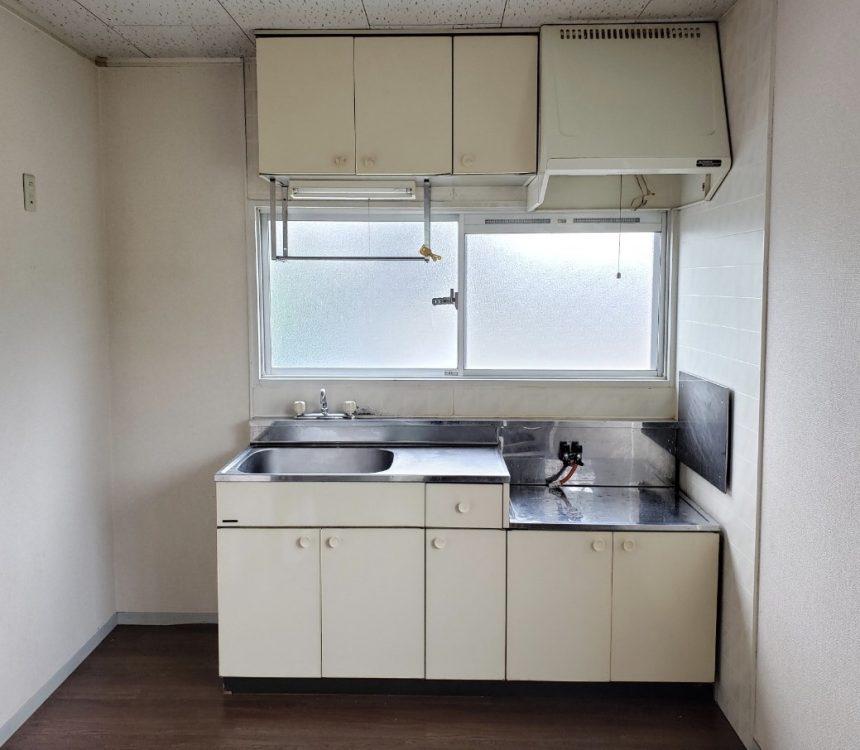 アパートリフォーム キッチンリフォーム