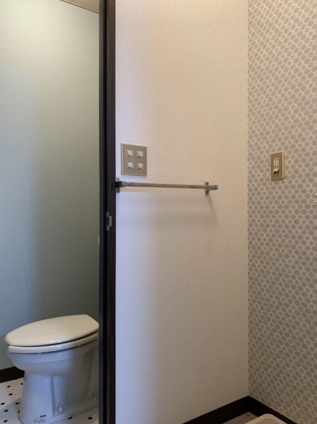 アパート内装工事 アパートクロス サンゲツ