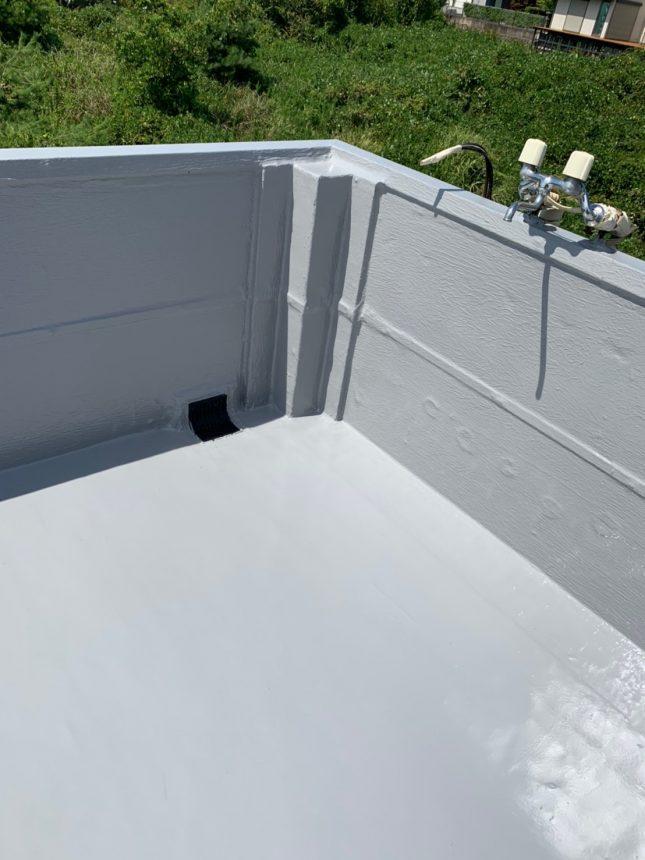 防水塗装 防水工事 屋根防水 屋根塗装