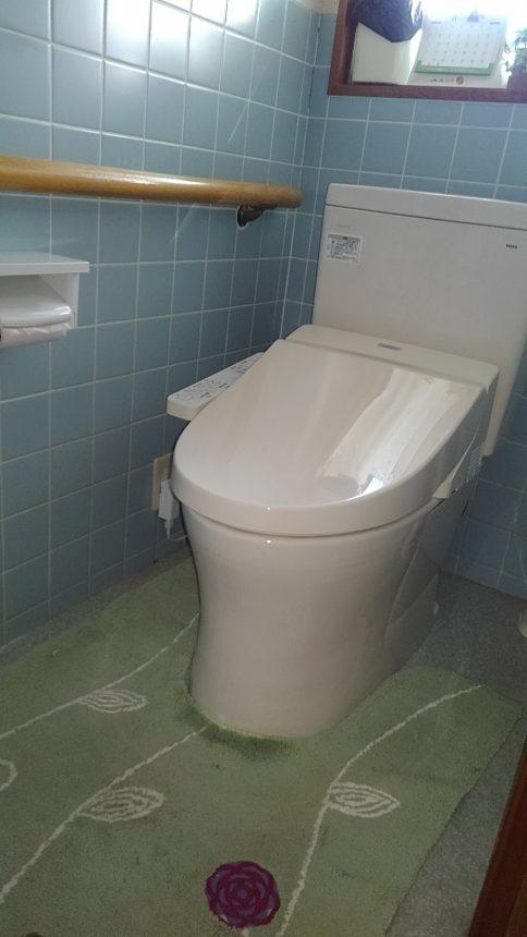 TOTO ピュアレストQR SB トイレ